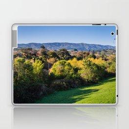 River Bank Trees Laptop & iPad Skin