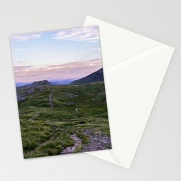 Hanging Knotts and the Langdale Pikes Stationery Cards