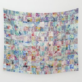 Abstract 141 Wall Tapestry