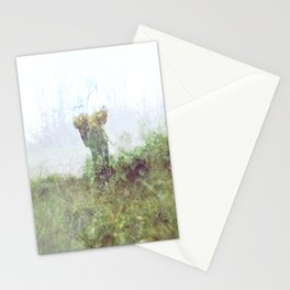 Grass Ghost Stationery Cards