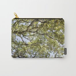 Breathe In and Look Up Carry-All Pouch