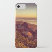 west coast iPhone & iPod Cases featuring coast by petervirth photography
