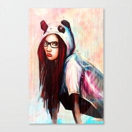 Bamboo 4 Chu! Canvas Print