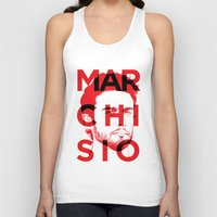 juventus Tank Tops featuring MARCHI by Vectdo