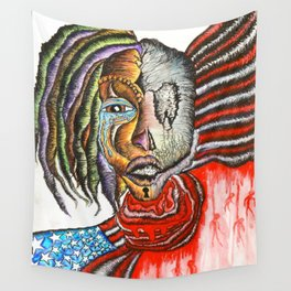 AMAZING DISGRACE Wall Tapestry