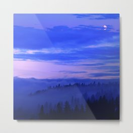 Mystical Moments Metal Print