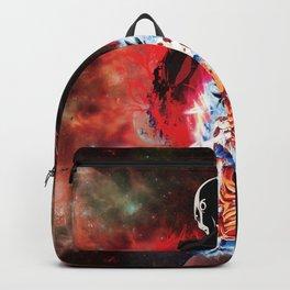 Fan Art Goku DBZ Backpack