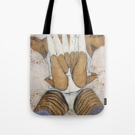 Up, or Down Tote Bag