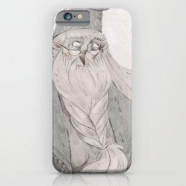 Dumbledore iPhone Case