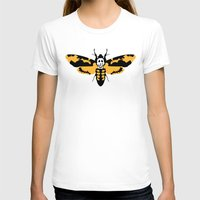 silence of the lambs T-shirts featuring The Silence of the Lambs by FilmsQuiz