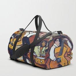 Suenos de Tango Duffle Bag