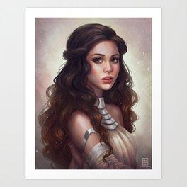Taryn Art Print