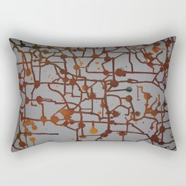 Circuit breaker Rectangular Pillow