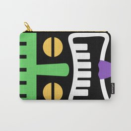 Totem Scary Face Carry-All Pouch