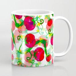 Tomatoes Pattern 2 Coffee Mug