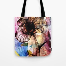 The Truth Flower Tote Bag