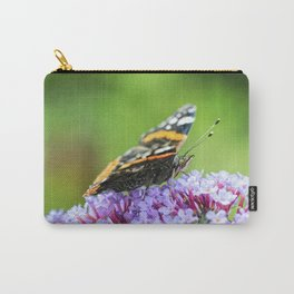 Butterfly V Carry-All Pouch