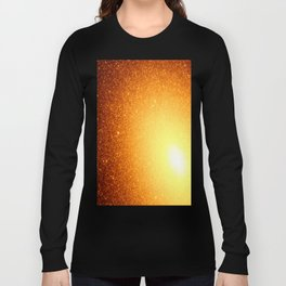Copper Stars Ombre Long Sleeve T-shirt