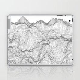 Soft Peaks Laptop & iPad Skin