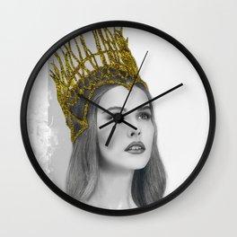 Goddess Athena Wall Clock