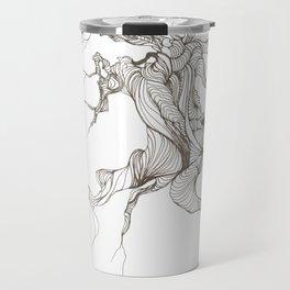 Gnarly Tree Travel Mug