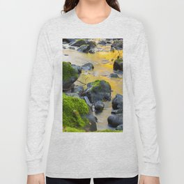 Grizzly Creek In The Fall Long Sleeve T-shirt