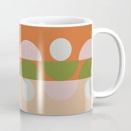 Geometric Shapes #fallwinter #colortrend #decor Coffee Mug