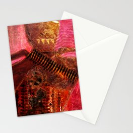 Robots Will Destroy Us All Stationery Cards