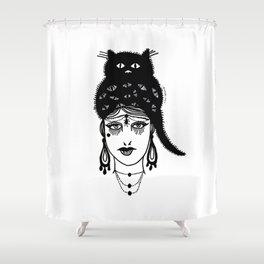 Gypsy Kit Shower Curtain