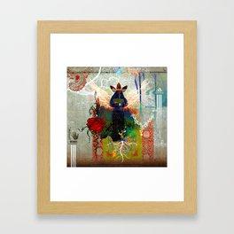 BRANDED Framed Art Print