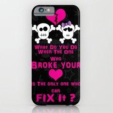 Broken Heart! iPhone 6s Slim Case
