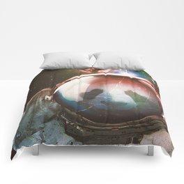 The Vulnerable Explorer Comforters