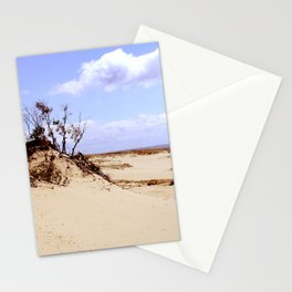 dust in the wind Stationery Cards