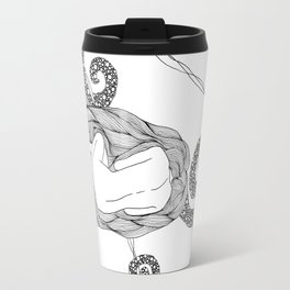 Horror Vacui. Travel Mug