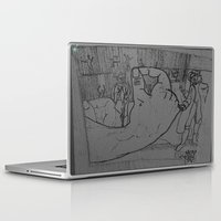 general Laptop & iPad Skins featuring General by john jewell