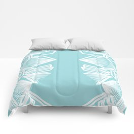 Bookworm - Blue Comforters