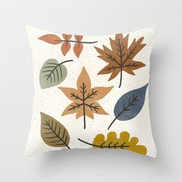 Autumn Leaves #1 Throw Pillow