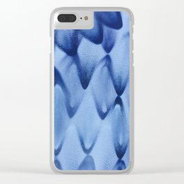 Good vibrations Clear iPhone Case
