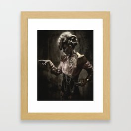WARRIOR 2 Framed Art Print