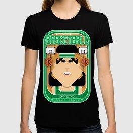 Basketball Green - Alleyoop Buzzerbeater - Amy version T-shirt