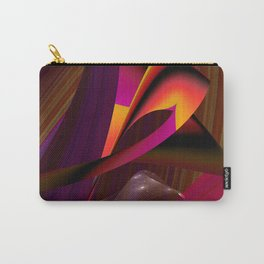 Over the Rainbow by Kenny Rego Carry-All Pouch