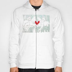 all is full of love Hoody