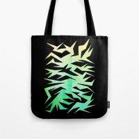 crane Tote Bags featuring Crane by ArtsDianti
