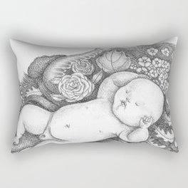 Divine Baby Rectangular Pillow