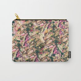 Weaving Puddles -Batsukh Batijagal Carry-All Pouch