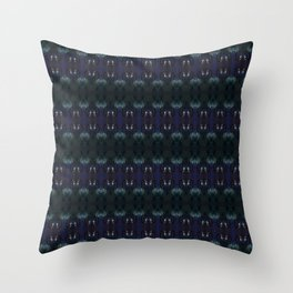 Leaving the Stars Throw Pillow