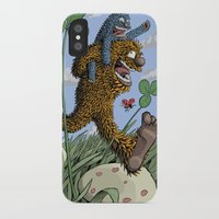 dad iPhone & iPod Cases featuring Dad by David Comito