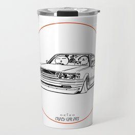 Crazy Car Art 0199 Travel Mug