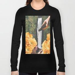 Chasing Waterfalls Long Sleeve T-shirt
