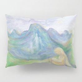 Spirits Of Mountains, Pyrenees, angels Pillow Sham